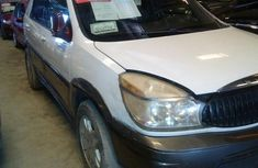 Buick Rendezvous 2005 White for sale