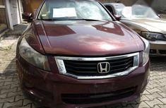 Honda Accord 2009 Red for sale