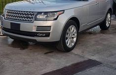Land Rover Range Rover 2014 Gray for sale