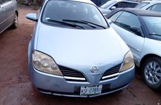 Nissan Primera 2005 ₦680,000 Blue for sale