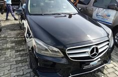 2015 Mercedes-Benz E350 Petrol Automatic Black for sale