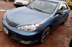 2003 Toyota Camry blue ₦1,170,000 for sale in Lagos