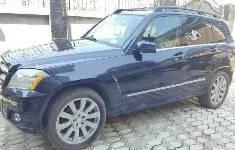 2010 Mercedes-Benz GLK Automatic Petrol well maintained Blue for sale