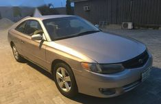 Toyota Solara 1999 Gold for sale