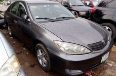 2005 Toyota Camry Automatic Petrol ₦1,020,000 Grey for sale