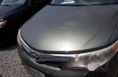 Toyota Camry 2014 Gray for sale