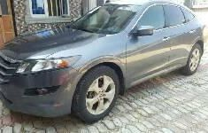 Honda Accord CrossTour 2010 Automatic Petrol ₦5,600,000 Grey for sale