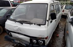 Nissan Vanette 1999 ₦1,270,000 white for sale