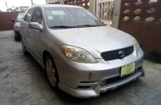 A very clean Toyota Matrix for sale