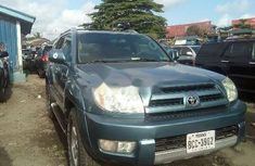 2005 Toyota 4-Runner Automatic Petrol Blue for sale