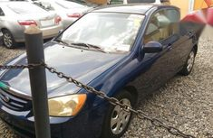 Kia Spectra 2004 Blue for sale
