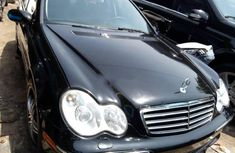 Mercedes-Benz C230 2007 Black ₦2,800,000 for sale