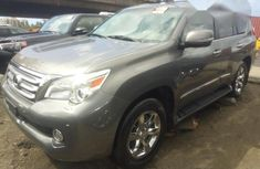 Lexus GX 460 2012 Gray for sale