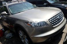 Infiniti FX 2005 Petrol Automatic Gold for sale