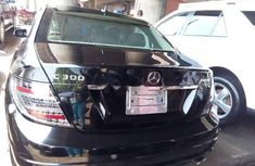 Mercedes-Benz C300 2010 Black ₦5,200,000 for sale