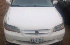 Honda Accord 2008 White for sale