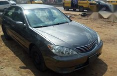 Toyota Camry 2005 Grey for sale