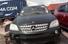 Tokunbo Mercedes Benz ML500 2008 Black for sale