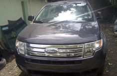Ford Edge 2007 Grey for sale