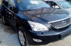 Lexus RX350 2006 Black For Sale