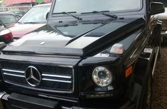 Clean Mercedes Benz G63 2007 Black for sale