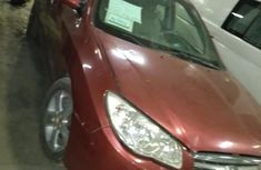 Hyundai Elantra 2009 Red for sale