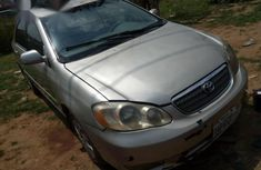 Toyota Corolla 2003 Silver for sale