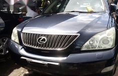 Clean Lexus RX330 2006 Gray for sale