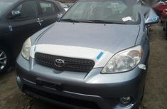 Clean Toyota Matrix 2005 Blue for sale