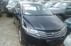 Clean Honda City 2010 Black for sale