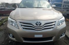 Toyota Camry XLE 2008 Gold for sale