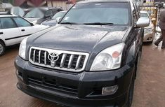 Toyota Land Cruiser Prado 2008 Black for sale