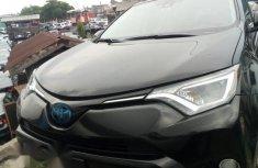 Toyota RAV4 2018 Black for sale