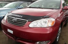 2004 Toyota corolla for sale in Nigeria