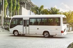 Toyota Coaster bus price in Nigeria 2018