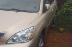 Lexus RX350 2007 Gold for sale