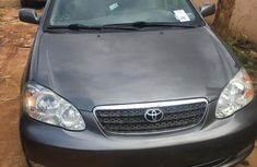 Toyota Corolla 2007 Grey for sale