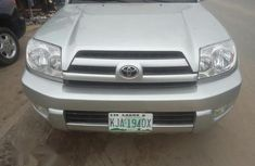 Toyota 4-Runner 2006 Silver for sale