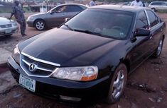 Clean Acura TL 2004 Black for sale