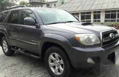 Toyota 4-Runner 2008 Grey for sale