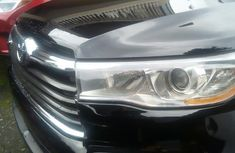 Toyota Highlander 2014 Black for sale