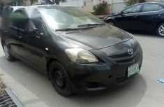 Toyota Yaris 2008 Grey for sale