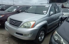 Lexus GX 470 2007 Silver for sale