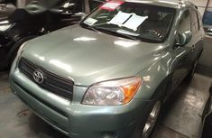 Toyota RAV4 2006 Silver for sale