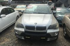 Very Clean BMW X5 2007 Silver for sale