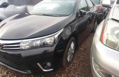 Toyota Corolla 2014 Black for sale