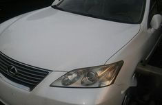 Tokunbo Lexus ES 350 2009 White for sale