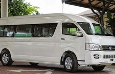 How much is 18 seater bus in Nigeria? Toyota HiAce vs. Nissan Urvan comparison review