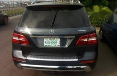 Mercedez Benz ML350 2014 For Sale
