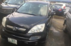 First body Honda CR-V 2008 Black for sale